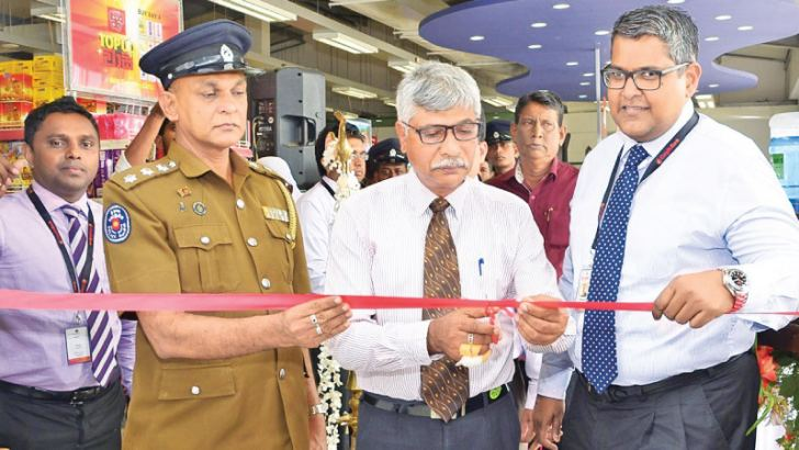 H.P.Y.W. Herath  Head Quarters Inspector Chilaw Police Station,  A.K. Dissanayake   Divisional Secretary Chilaw,  Darshana Ratnayake Deputy General Manager Retail Banking, Cargills Bank Limited.