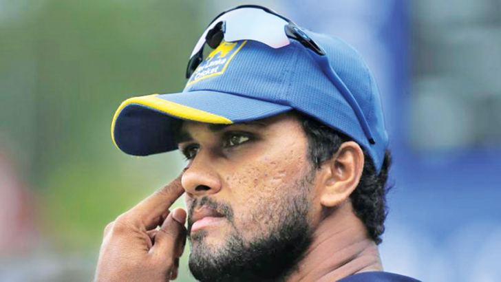 Dinesh Chandimal ponders his future as captain for the South African Test series.