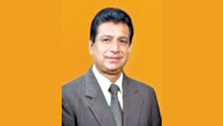 Ashok Abeysinghe,  Deputy Minister of Transport and Civil Aviation