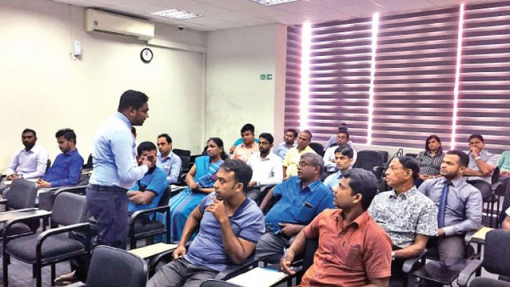 SME capacity building program in progress