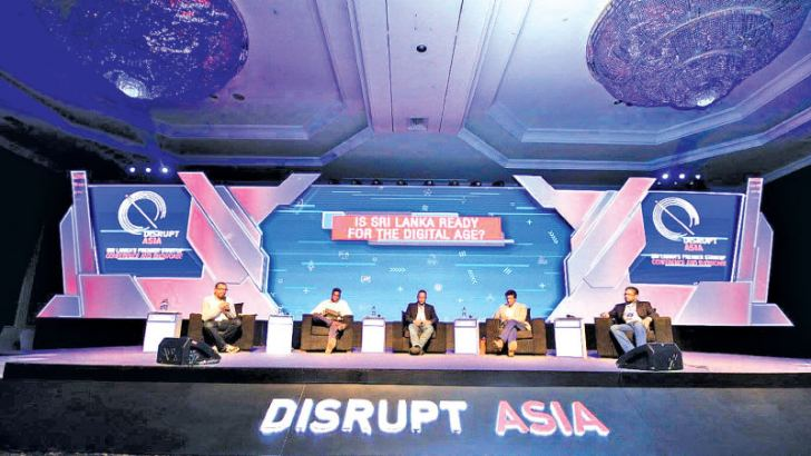 "ICTA's ""Disrupt Asia 2018 in progress"