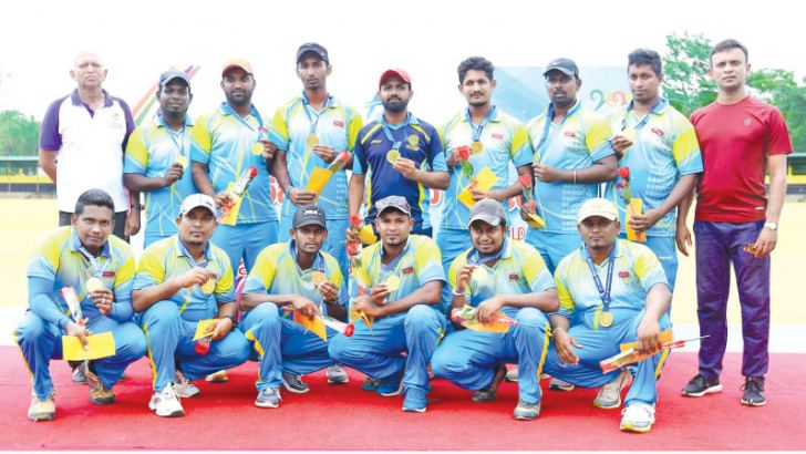 Men's cricket champions, Western Province team
