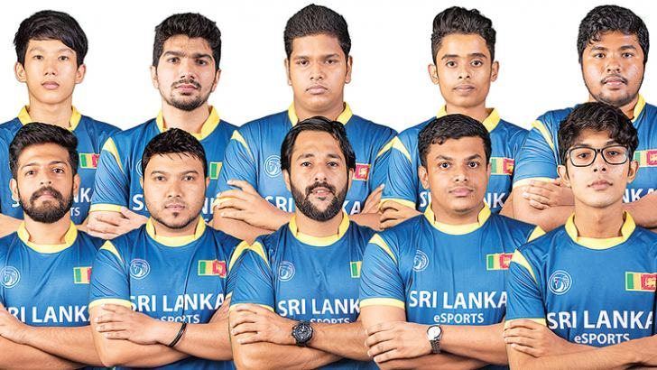 Sri Lanka national eSport team