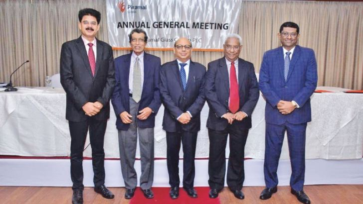 Piramal Glass senior management team
