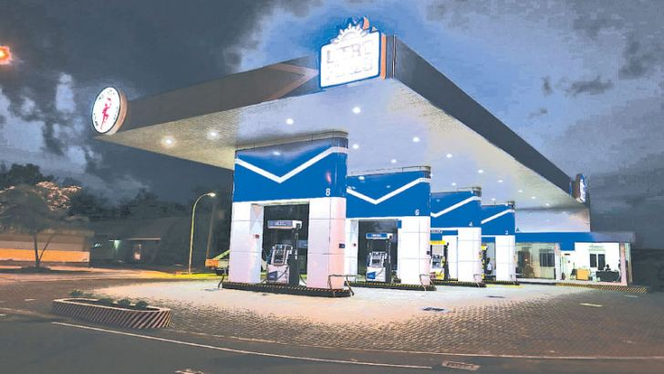 Litro Fuel Stations