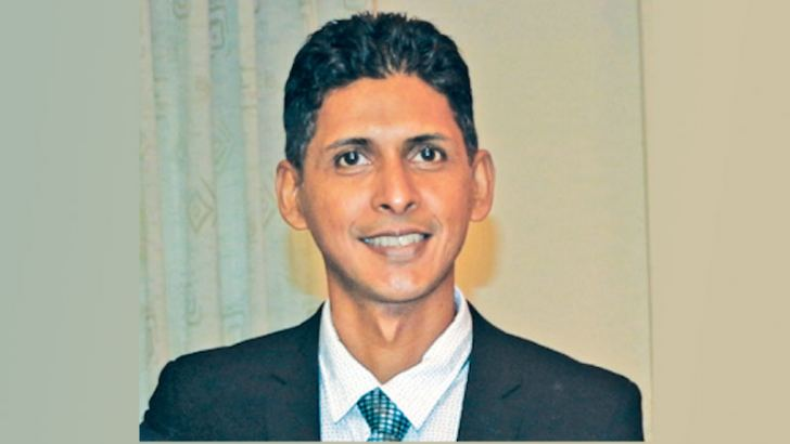 Harsha Wijesuriya, CEO Silverlinesoft