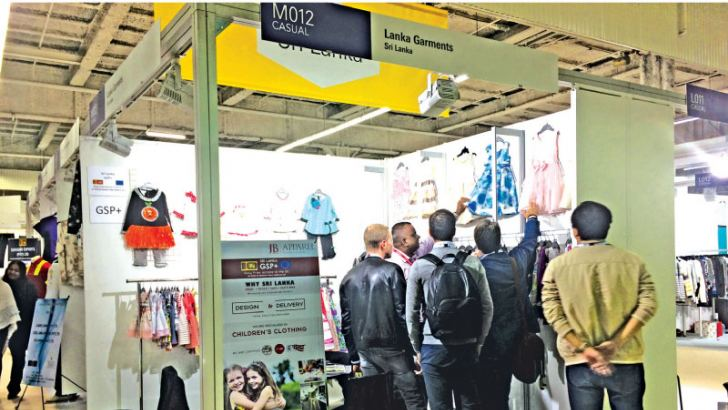 Lanka Garments at Texworld/Apparel Sourcing Paris 2017