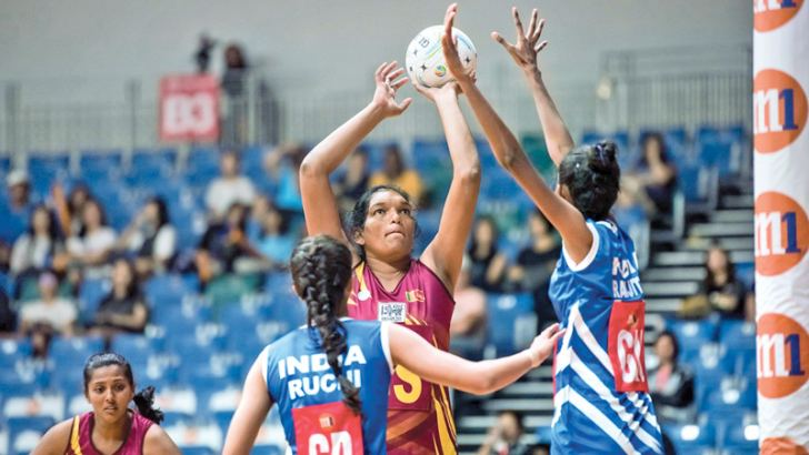 Tharjini Sivalingam scored 51 goals from 57 attempts, with a 89% shooting percentage.