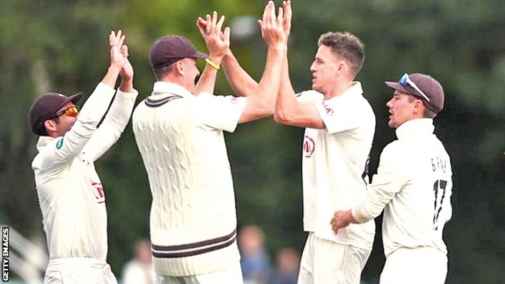 Morne Morkel has taken over 50 Championship wickets for Surrey in nine appearances.