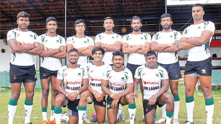 The Sri Lanka men's team