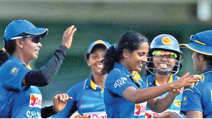 Sri Lanka Women's cricketers gave a good display against fourth ranked India Women in the recent ODI series.