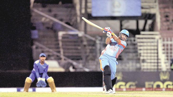 Hazratullah Zazai is the second batsman to hit six sixes in T20s since Yuvraj Singh in 2007.