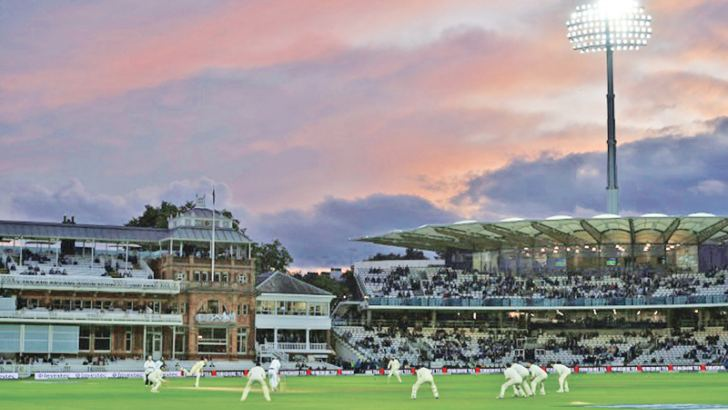 England against India at Lord's was one of the matches cited in the Al Jazeera documentary. AFP