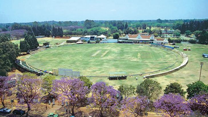 Harare Sports Club ground