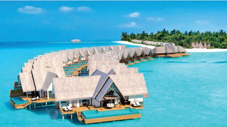 Aarah resort in the Maldives