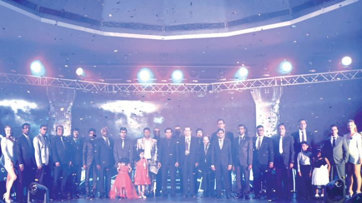 The Awardees together with the Management of RPC Polymers