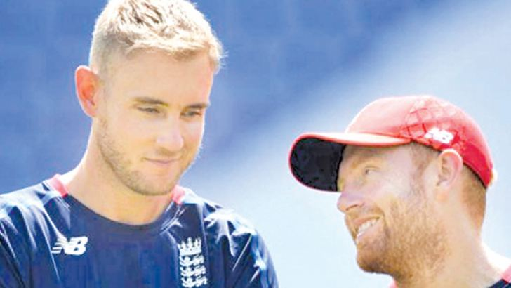 Stuart Broad and Jonny Bairstow will play at the SSC.