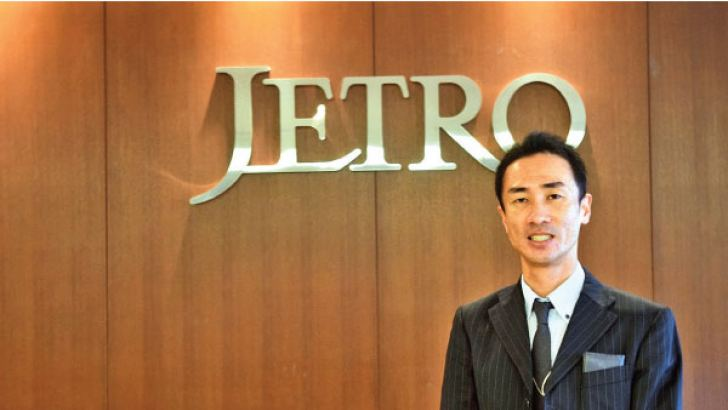 Senior Director for Global Strategy, South West Asia Planning Department, JETRO, Kazuhiko Obama
