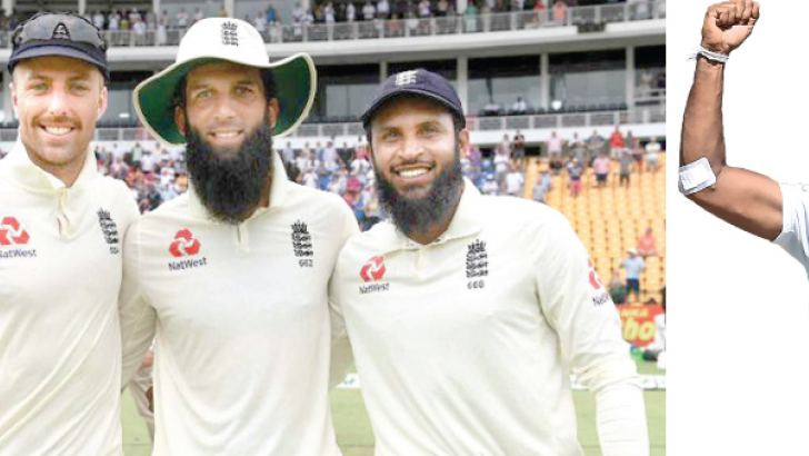 England's deadly spin trio Jack Leach, Moin Ali and Adil Rashid.-Dilruwan Perera has taken over the mantle as the leading spinner of his country.