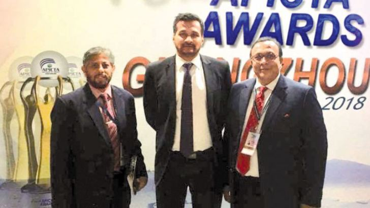SL becomes third Best Country  in Asia Pacific ICT Awards