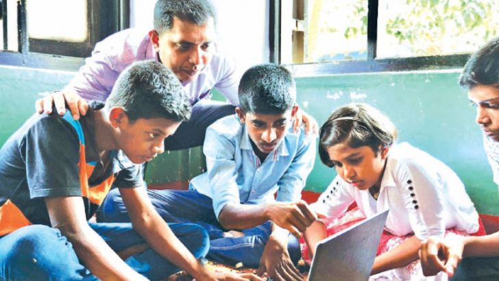 Santhusha Jayathilake set up a coding centre to help shift parents and other teachers perception of computer science.