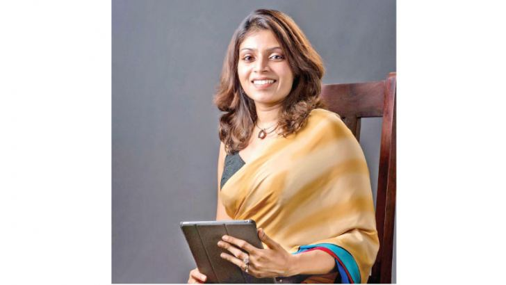 Cargills Bank Head of Private Banking, Cards and E Commerce  Mahesha Amarasuriya