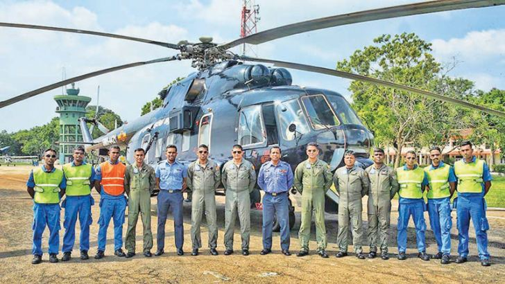 The SLAF team which participated in the project.