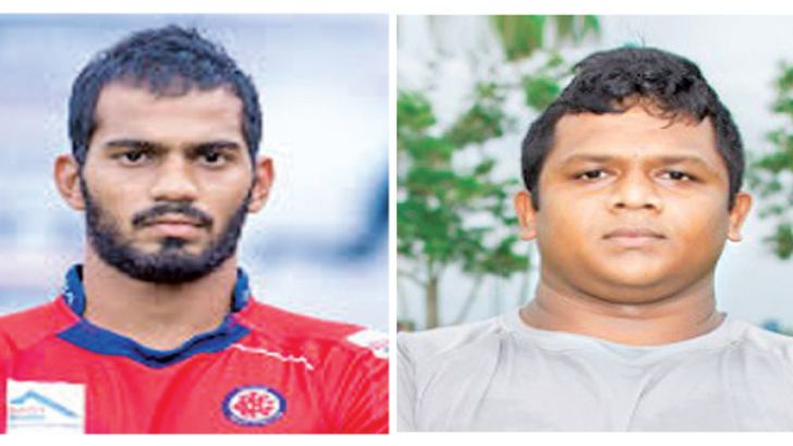 Kavindhu Perera  (Captain - CR & FC)-Lahiru Udayanga  (Captain - Air Force)