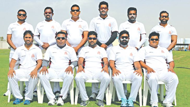Old Nalandians Cricket Team – Winners of the P de S Kularatne Memorial Trophy