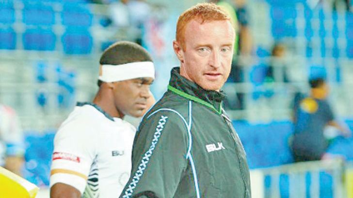 Ben Ryan spent a golden three years with Fiji's sevens team.