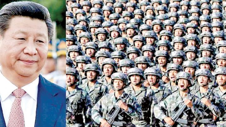 Chinese President Xi Jinping exhorts the Armed Forces to further enhance their combat capabilities.
