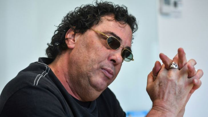 Former Brazil forward Walter Casagrande has come full circle after four decades of drug addiction. AFP