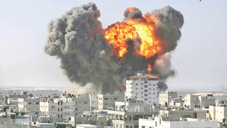 Damascus bombing.