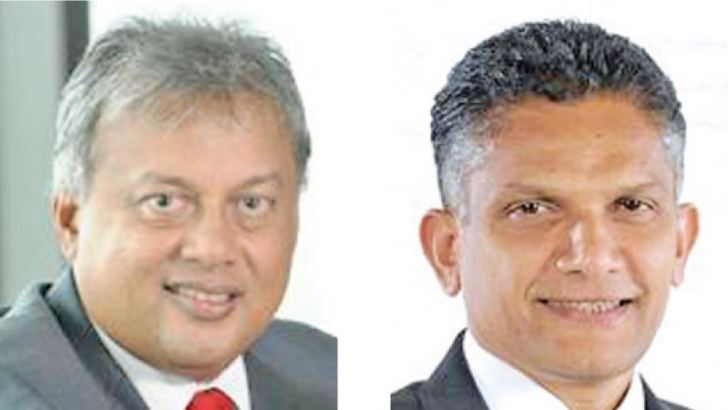Chairman  Sumal Perera  & MD Christopher Joshua