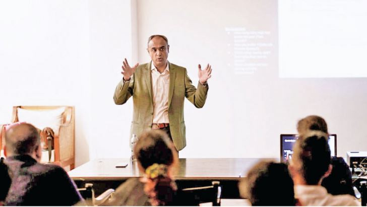 Go-to-market workshop by Mohit Pande, Senior Vice President at Linear Squared.