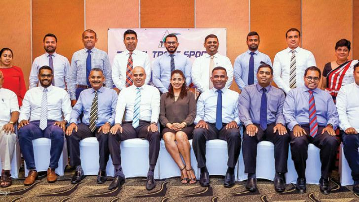Office bearers of TTSC for 2019/20