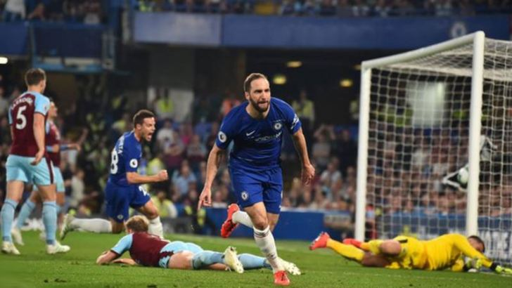 Chelsea into top four after frustrating draw with burnley daily news - Div position top ...