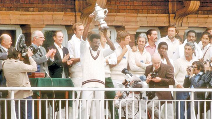 Clive Lloyd led West Indies to back to back World Cup titles in 1975 and 1979.