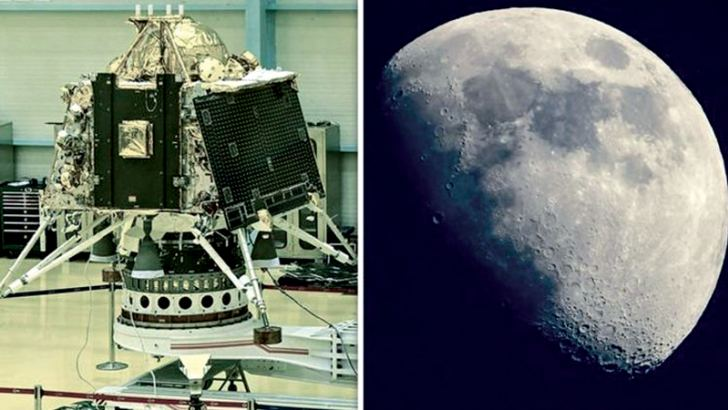 Chandrayaan-2 hopes to achieve a soft landing on the Moon