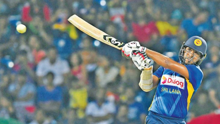 Shehan Jayasuriya has edged out Dhananjaya de Silva as off-spinning all-rounder after the latter opted out of the tour to Pakistan.