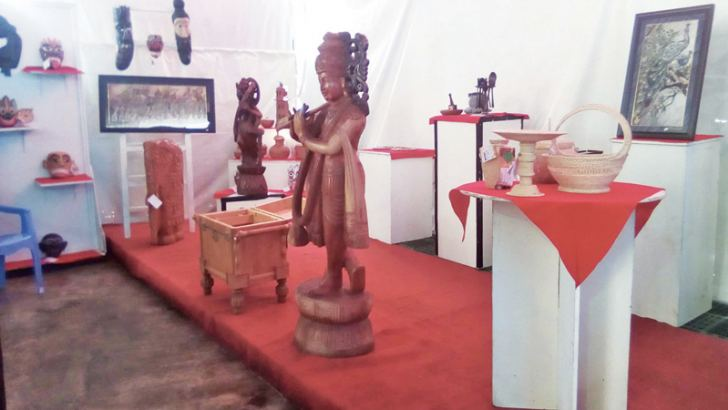 Arts and crafts products of Uva Province