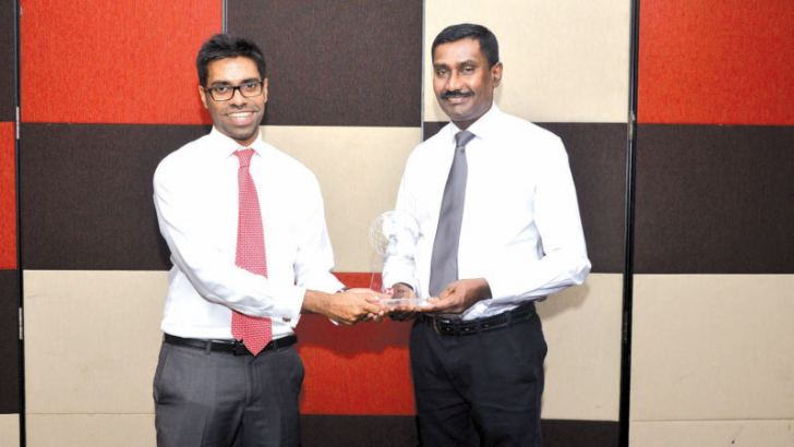 DFCC Bank was honored internationally by HSBC USA on recognition of 'US Dollar Straight through Processing Excellence Award 2018' for Bank's contribution based on strict selection criteria, evaluating many of their correspondent banks.  This award signifies to its customers and correspondent banks that DFCC Bank's payment processing capabilities are on par with international standards. As fastest growing digital oriented bank, DFCC is committed to ensuring safe and secure payments through processes with min