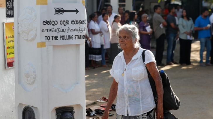 Polls are a vital feature of democracy
