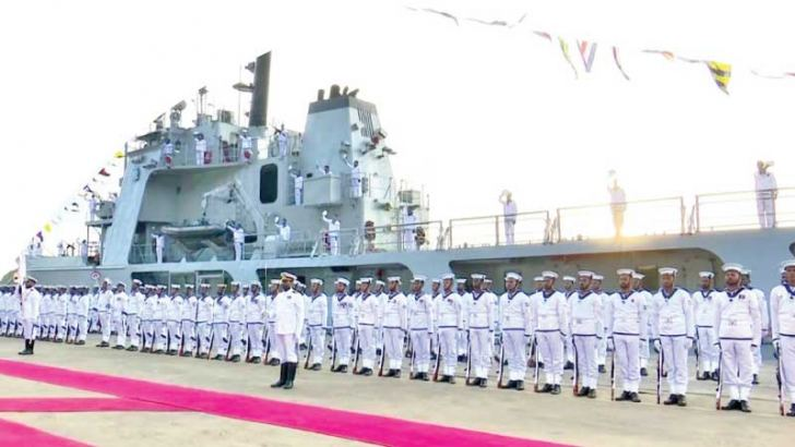 In 2019, the 4th Fast Attack Flotilla was bestowed with the President's Colours in a grand parade.