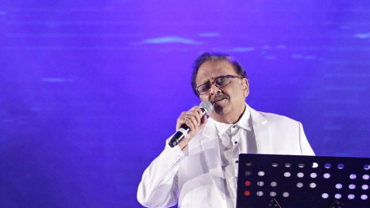 Legendary Indian singer SPB dies at 74