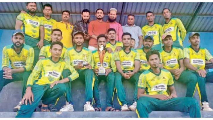 The Miandad Sports Club   cricket team
