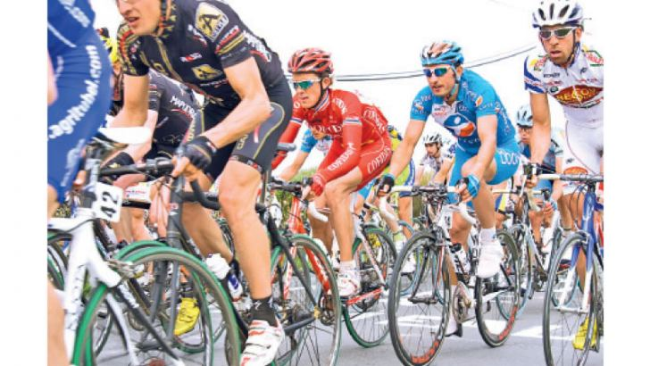 Foreign riders will be seen in action at the Tour de Air Force Cycle Tour