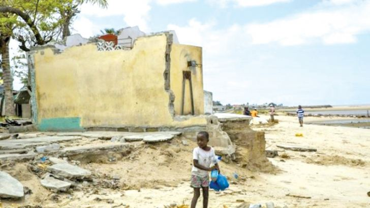 The mortality burden of climate-related catastrophes such as storms, flooding and heatwaves is overwhelmingly borne by developing countries.