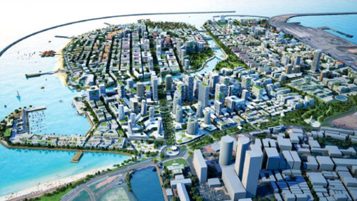 How Port City Colombo will look after completion