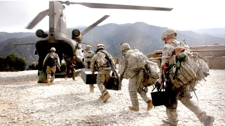 US to withdraw all troops from Afghanistan by September 11, 2021.